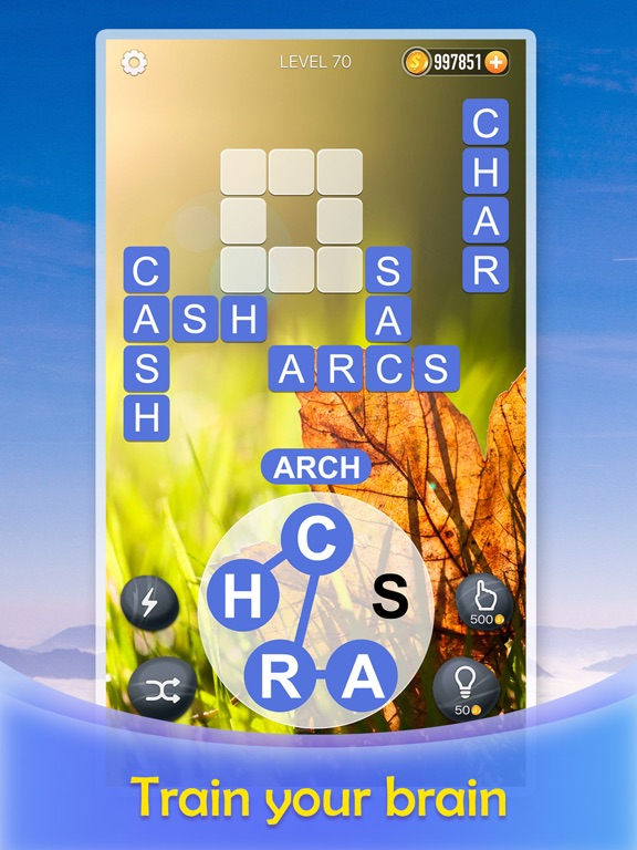 Word Crossy A Crossword Game By Rein Technology Limited Ios United States Searchman App Data Information