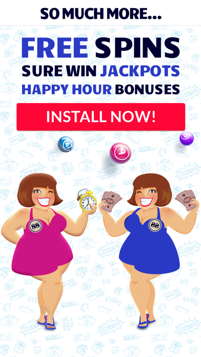 Two Fat Ladies - Bingo & Slots screenshot four