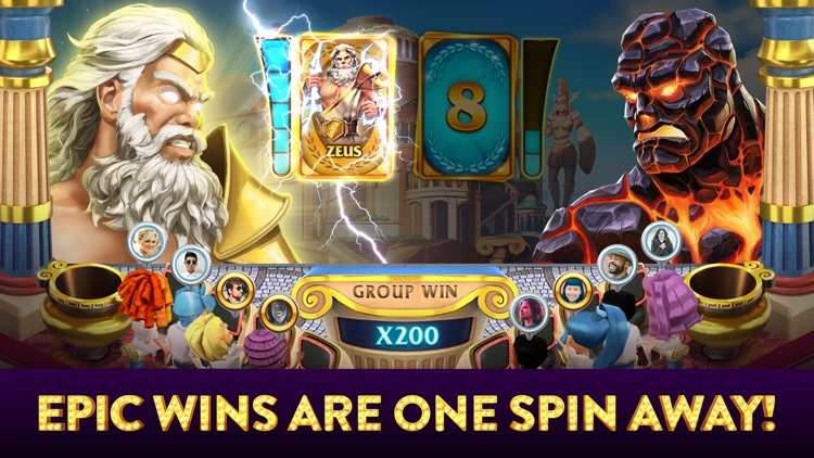 POP! Slots ™ Vegas Casino Game screenshot-4