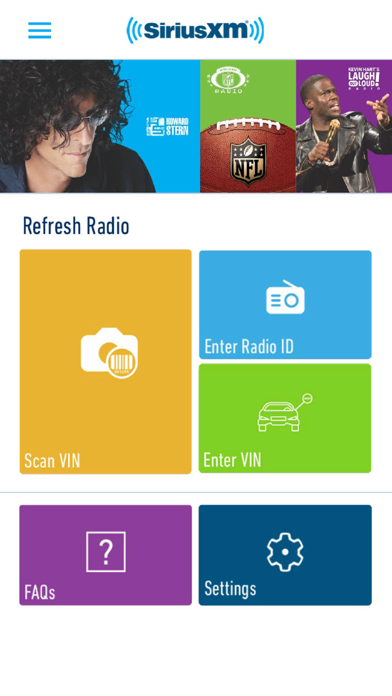 how much data does xm radio app use iphone