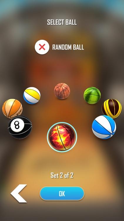 Basketball Flick 3D screenshot-6