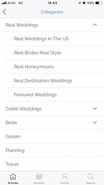WeddingSutra - Wedding Planner screenshot-5
