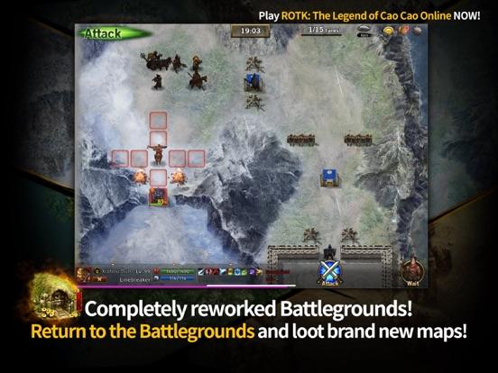 ROTK The Legend of CaoCao screenshot 5
