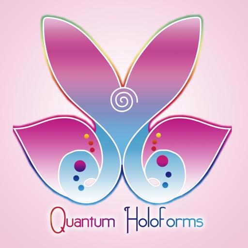 Quantum Holoforms.