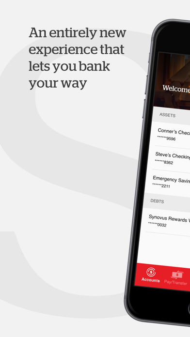 My Synovus Mobile Banking by Synovus Bank (iOS, United