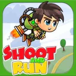 Shoot and Run Adventure Game