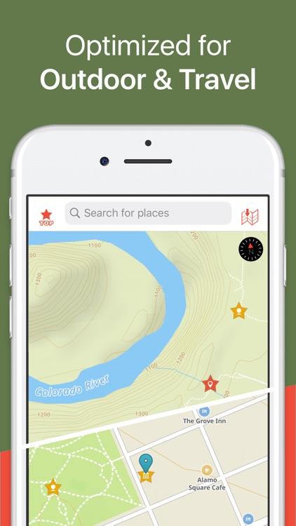 CityMaps2Go – Offline Maps