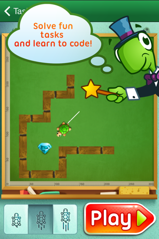 Move the Turtle. Learn to code - náhled