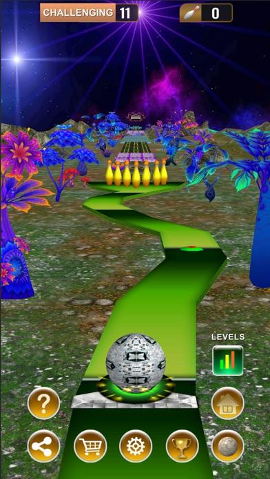 Endless Bowling Paradise screenshot 1
