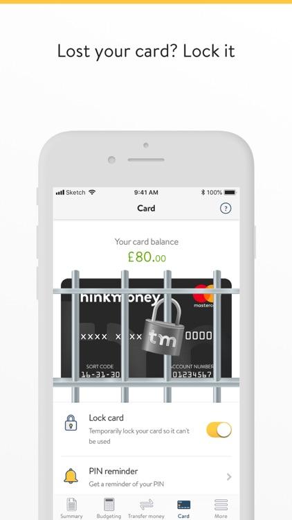 thinkmoney mobile banking screenshot-4