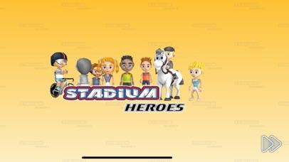 Stadium Heroes Summer Games screenshot 1