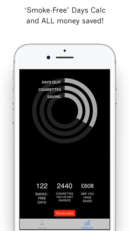 Quit Smoking NOW - Max Kirsten screenshot-4