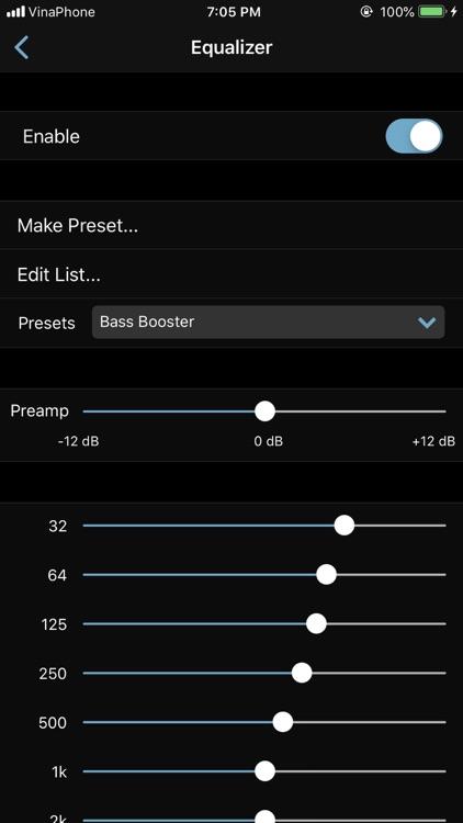 FLAC Player+ screenshot-3