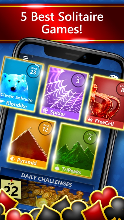 Microsoft Solitaire Collection screenshot-5