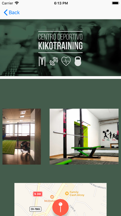 Screenshot for iGymTraining in United States App Store