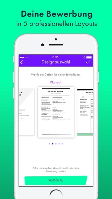 Screenshot for Ausbildung finden - TalentHero in Germany App Store