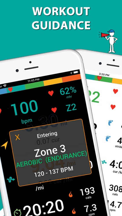 iBiker Cycling & Heart Trainer screenshot-4