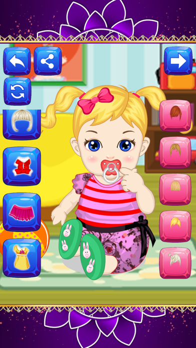 Baby DressUp Games 4