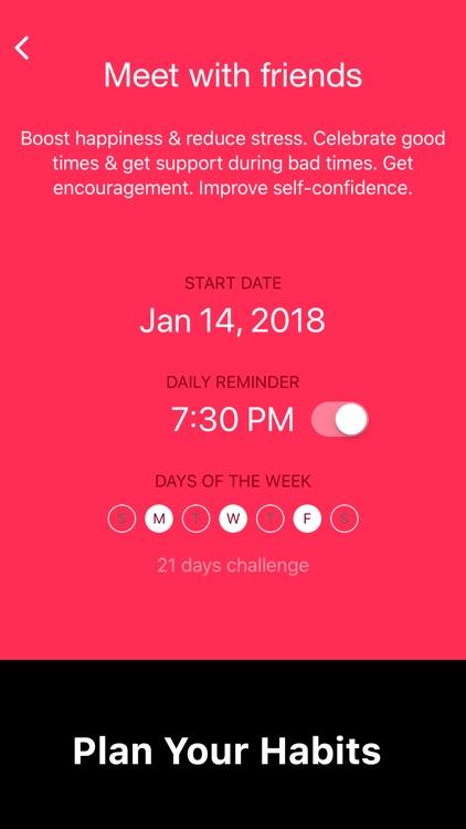 Simple Habit Tracker screenshot-3