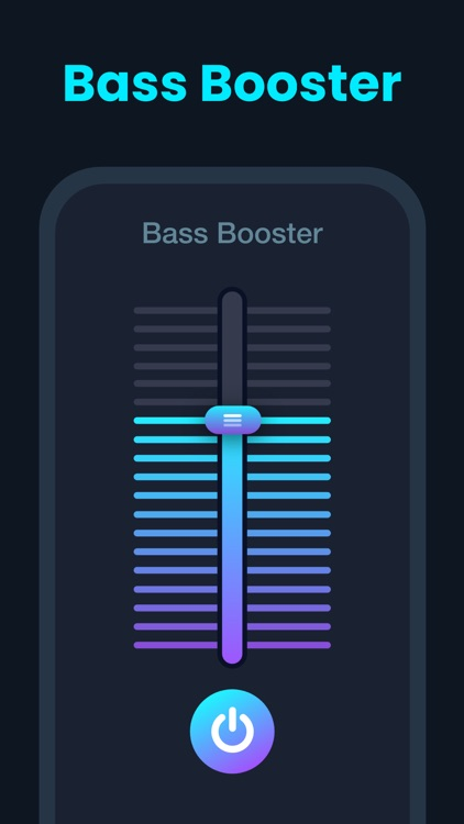 Equalizer Fx: Bass Booster App