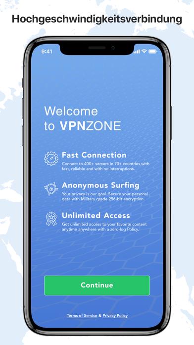 VPN Zone - Proxy unbegrenztScreenshot von 3