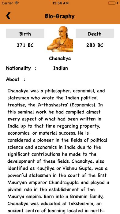 Chanakya NEETI screenshot 3