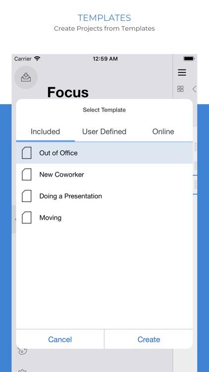 Organize:Me Cloud To-Do's screenshot-6