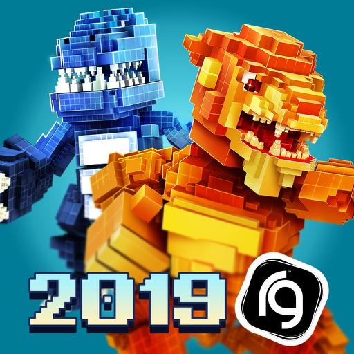 Super Pixel Heroes 2019