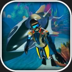 Activities of Raft Survival Underwater World