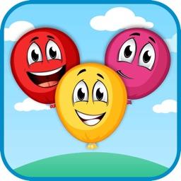 Popping Balloon Pop Game