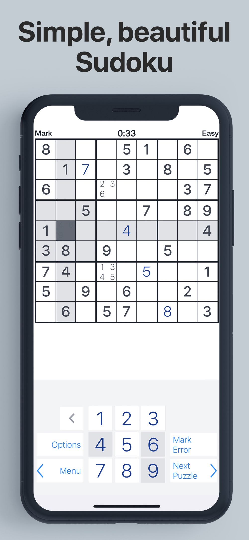 Pure Sudoku: The Logic Game