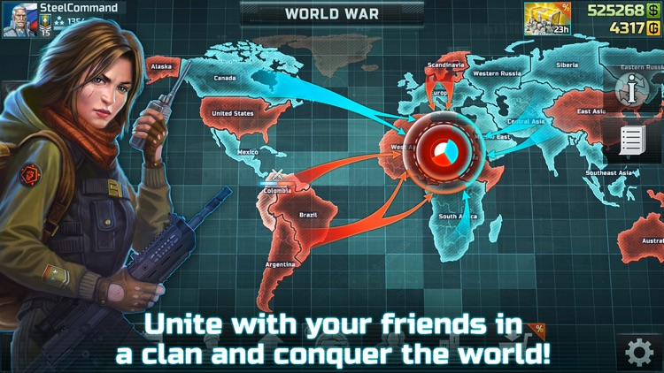 Art Of War 3:RTS Strategy Game screenshot-6