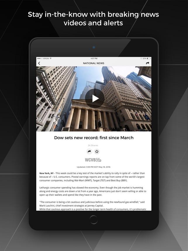 WCVB NewsCenter 5 - Boston on the App Store
