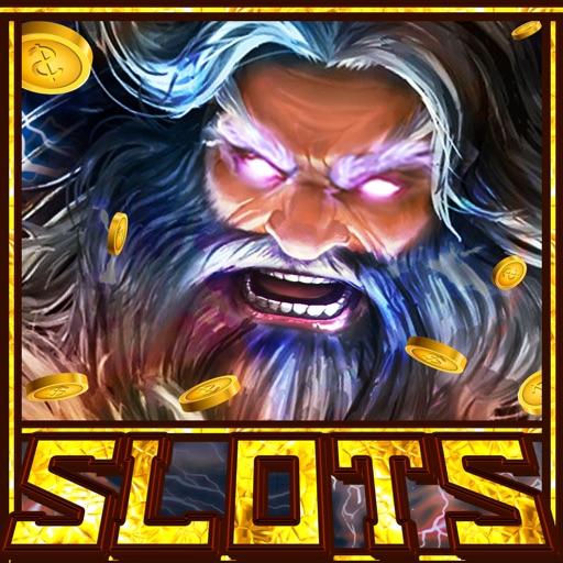 Gods Rich Casino Slots Machine