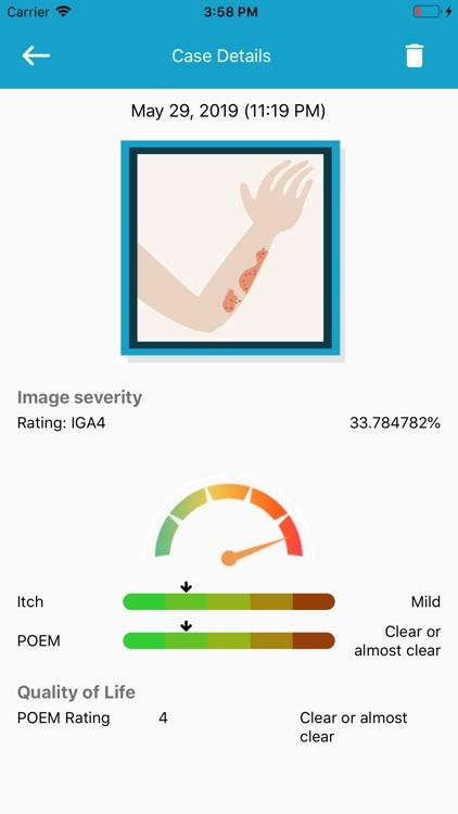 EczemaLess, an AI Eczema Guide screenshot-8