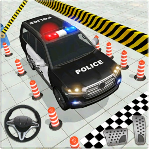 Advance Police Parking Game