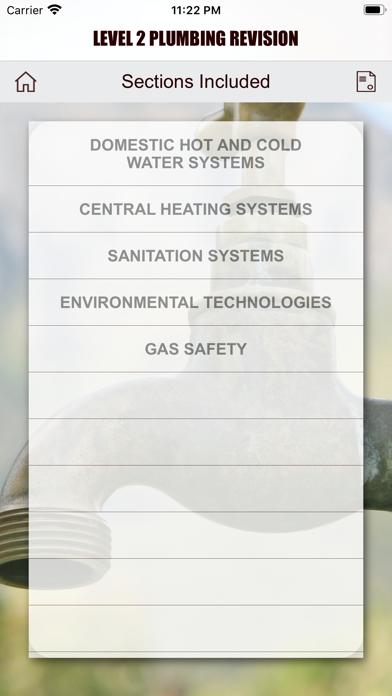 Level 2 Plumbing Revision Aid screenshot 9