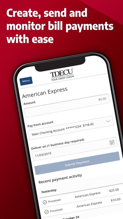TDECU Digital Banking screenshot-4