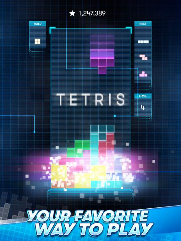 Tetris® screenshot 7