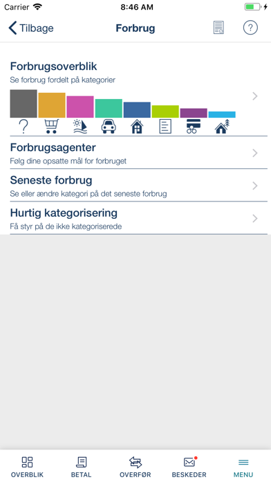 Lægernes Bank screenshot four