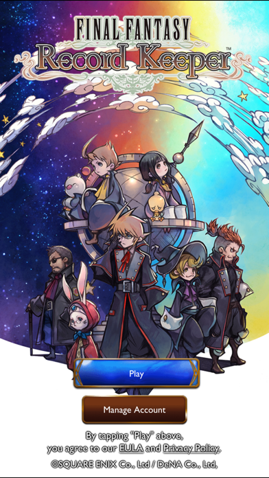 FINAL FANTASY Record Keeper for windows pc