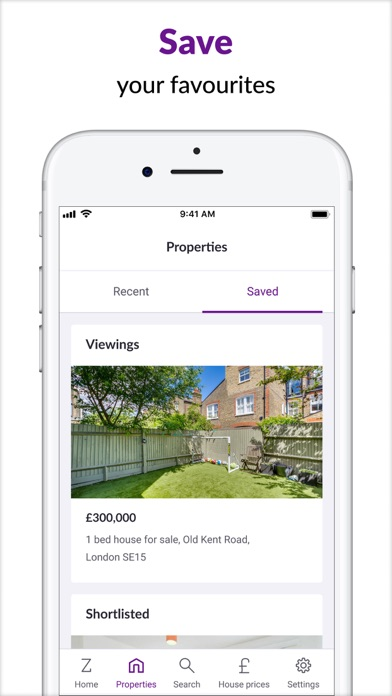 Zoopla Preview screenshot two