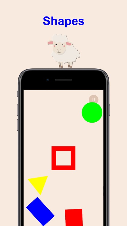 Shapes and Colors for Toddlers screenshot-3