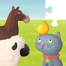 Farm Animals Puzzles