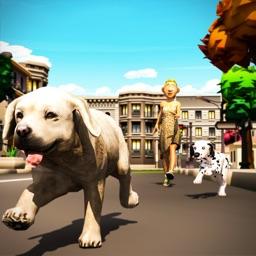 Virtual Pet Dog Animal Escape