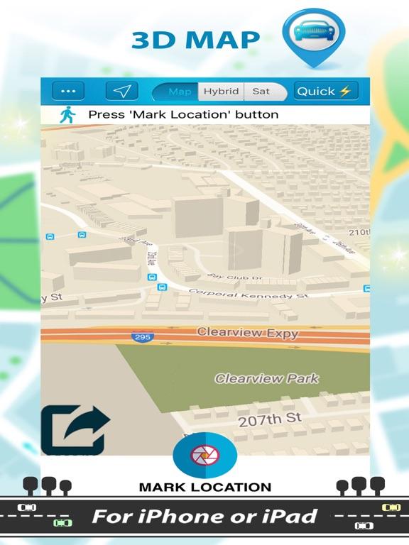 Find My Car with AR Tracker Screenshots