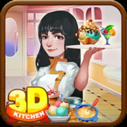 Kitchen Craze 3D