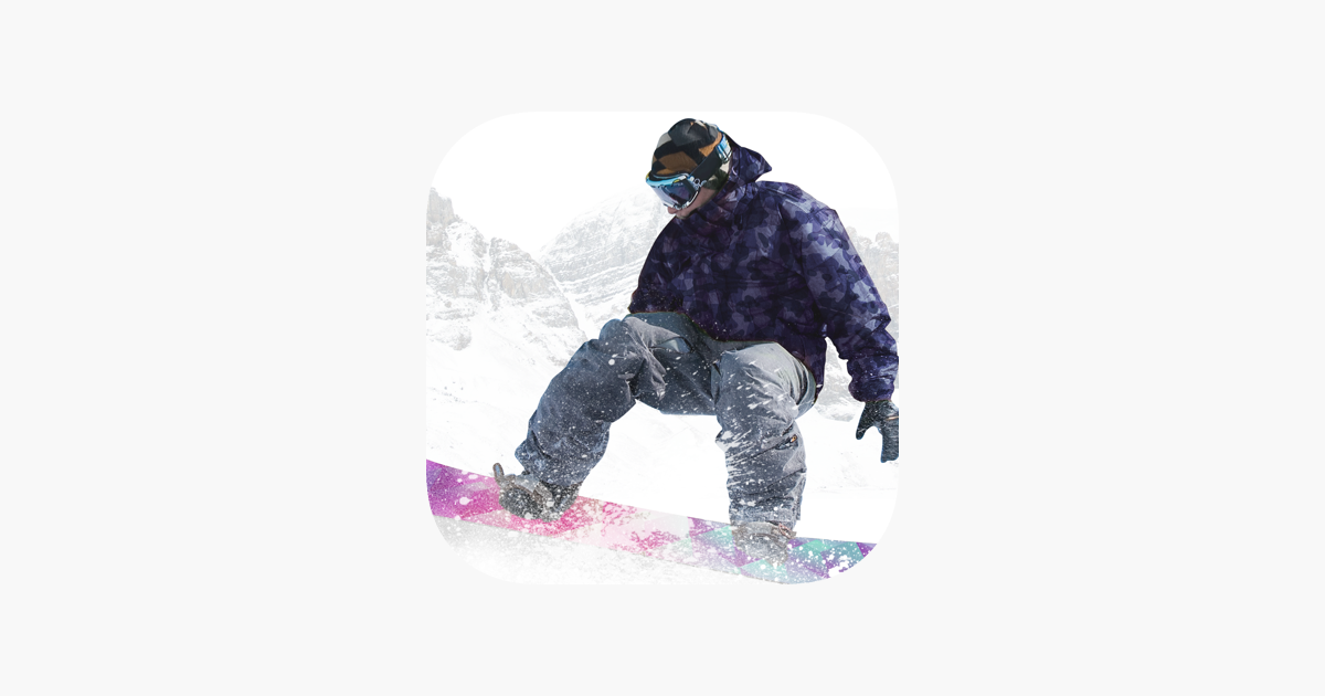 5327d2970a8  Snowboard Party on the App Store
