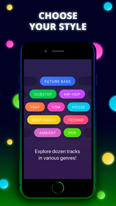 Beat Maker Star - Rhythm Game app image