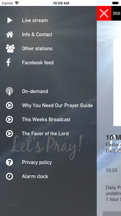 It's Time To Pray!